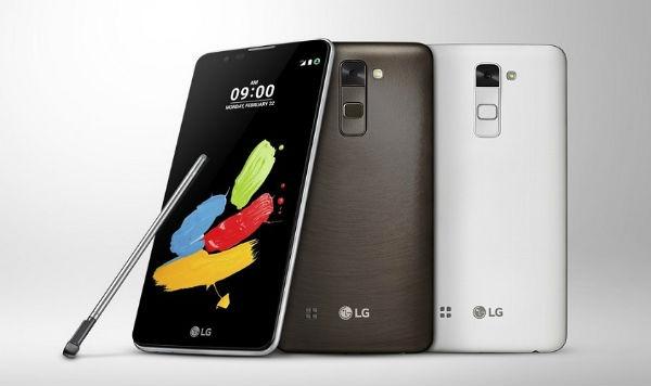 LG Stylus 2 Plus, un phablet de 5,7 pulgadas con lápiz óptico