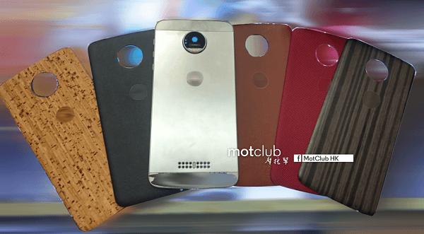 Este podría ser el Motorola Moto Z