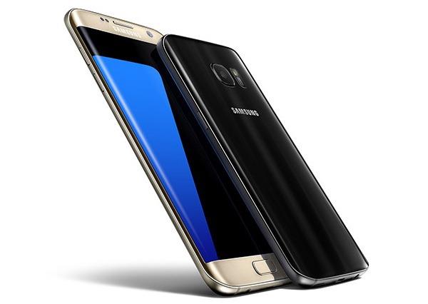 Samsung Galaxy S7 Edge vista de cámara
