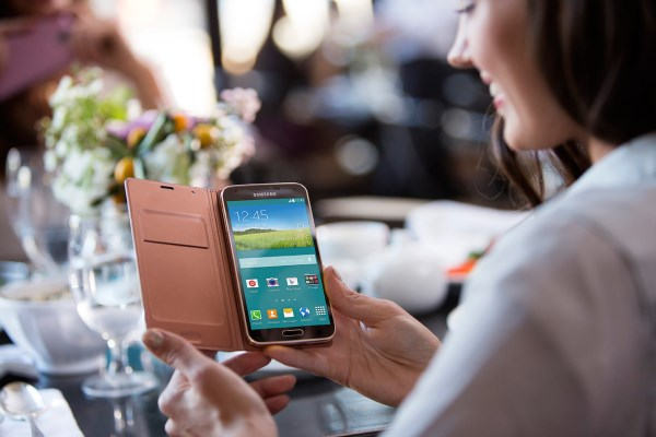 El Samsung Galaxy S5 con Orange se actualiza a Android 6.0 Marshmallow
