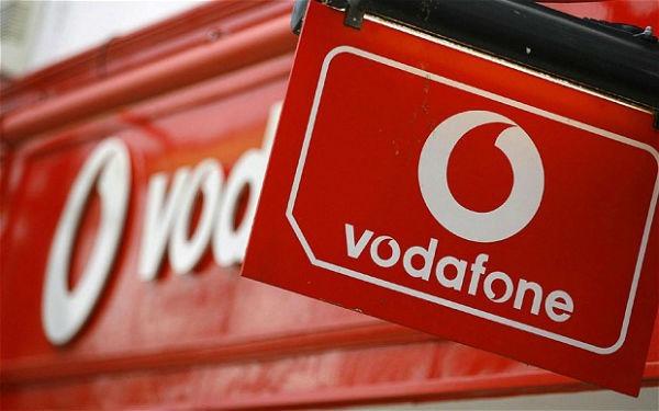 Vodafone datos