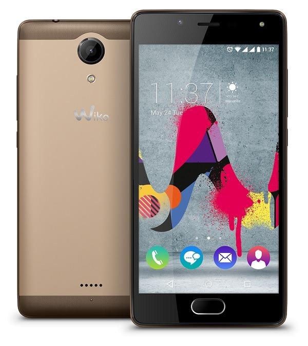 Wiko Ufeel Lite,  móvil económico con Android 6.0