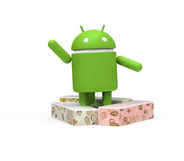 Ya tenemos nombre oficial para Android 7.0 N