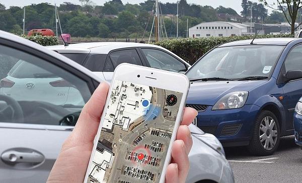 Tu iPhone te dirá dónde has aparcado