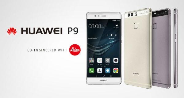 LLega una nueva actualización para el Huawei P9