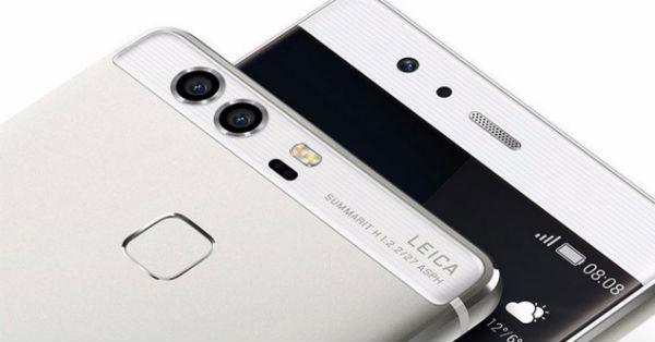 Huawei P9 actualización