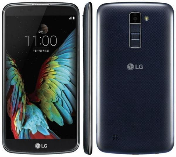 LG K10, precios y tarifas con Yoigo