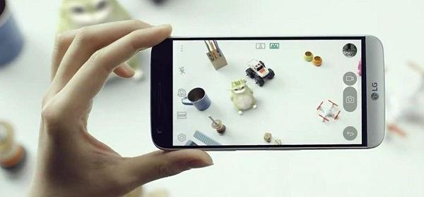 Una nueva actualización disponible para el LG G5