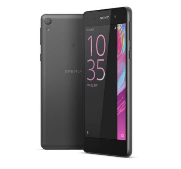 Sony Xperia E5, precios y tarifas con Orange