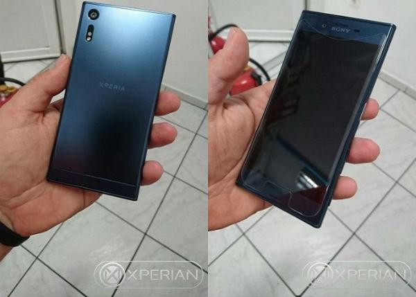 Un nuevo Sony Xperia aparece en imágenes filtradas
