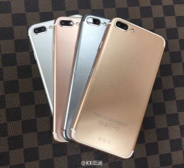 iPhone 7 Pro colores