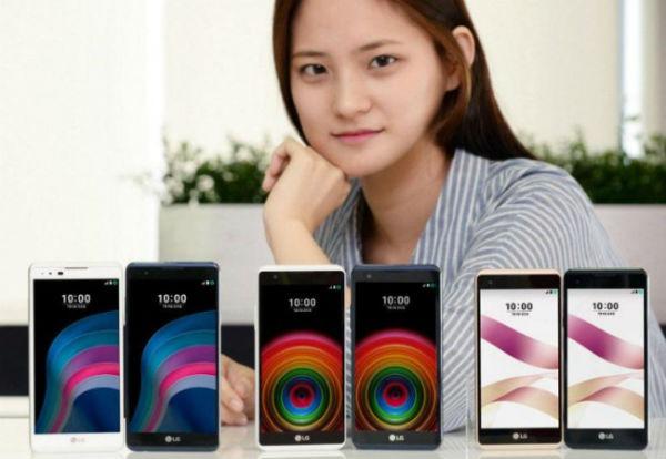 LG X5 y LG X Skin, móviles delgados de gama media