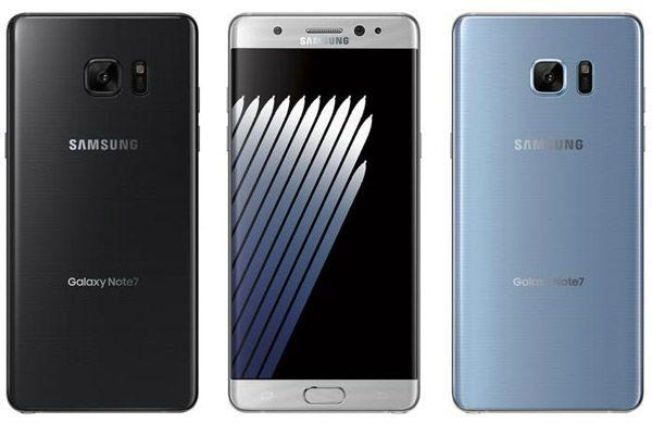 Lo que sabemos del Samsung Galaxy Note 7
