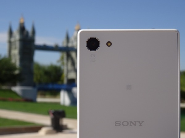 La última cámara de Sony para móviles graba a súper cámara lenta