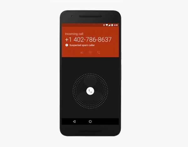 Google añade una funcionalidad a Android para evitar números spam