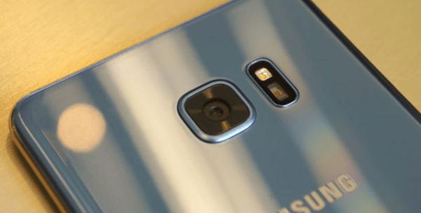 Se filtran características de la cámara del Samsung Galaxy S8