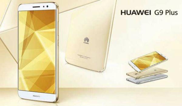 Huawei G9 Plus, nuevo smartphone con buena autonomía