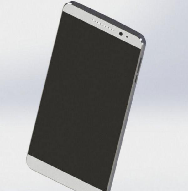 Así podría ser el nuevo Huawei Mate 9