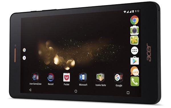 Acer Iconia Talk S, tablet sencillo para la oficina con 4G y llamadas