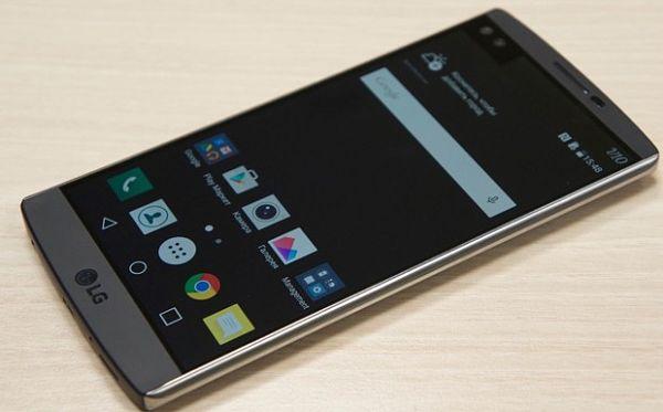 LG V20, todas las características filtradas