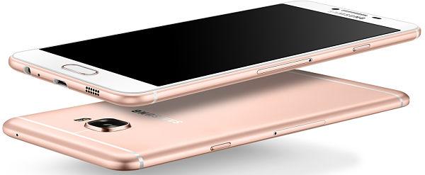 Así sería la pantalla del Samsung Galaxy C9