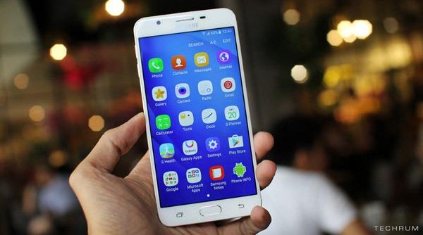 El Samsung Galaxy J7 Prime comienza a recibir Android Oreo