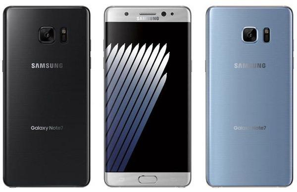 Samsung Galaxy Note 7 ya está en preventa en la web de Worten