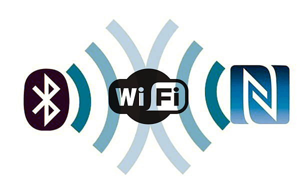 WiFi Bluetooth NFC