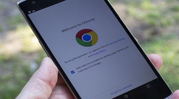 Cómo borrar el historial de navegación de Google Chrome en el móvil