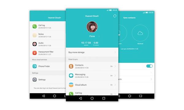 Huawei mejora la interfaz de sus móviles con varias novedades