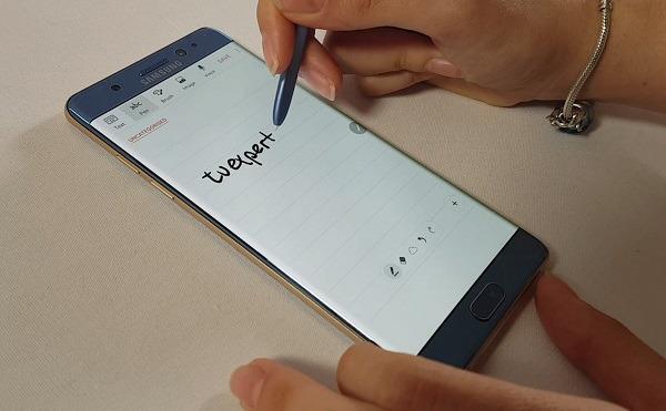 El Samsung Galaxy Note 7 se corona como el móvil con mejor pantalla del mercado
