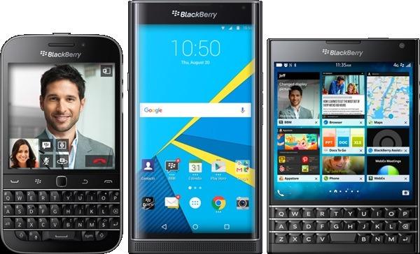Los 5 grandes logros de la ya desaparecida BlackBerry