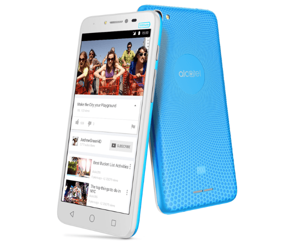 Alcatel Pixi 4 Plus Power, un móvil con súper batería