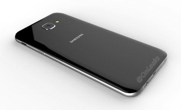 Samsung Galaxy A8 de 2016
