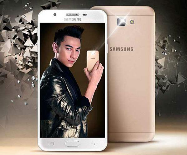 El Samsung Galaxy J7 Prime se hace oficial