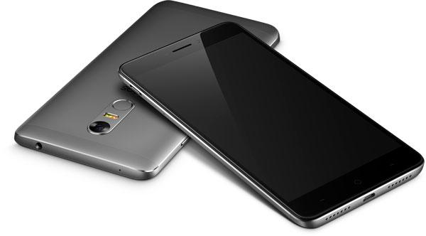 TP-LINK Neffos X1 Max, smartphone metálico con precio contenido