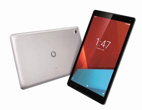 Vodafone Smart Tab Prime 7, un tablet con buenas prestaciones y diseño fino