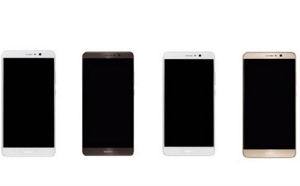 El Huawei Mate 9 contaría con una versión con pantalla curva