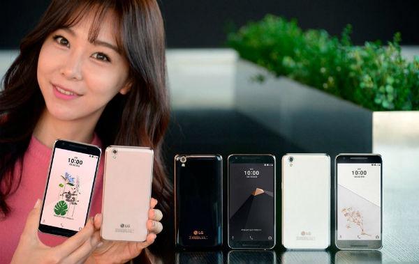 LG U, nuevo gama media con pantalla de 5,2 pulgadas