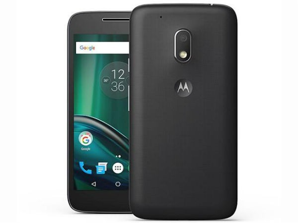Moto G4 Play Orange