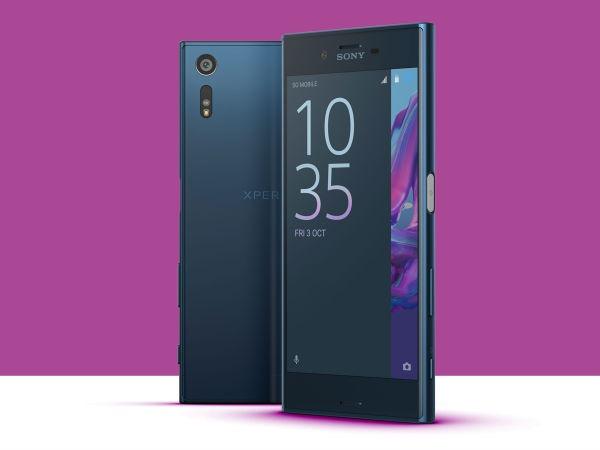 Sony Xperia® XZ Vodafone®
