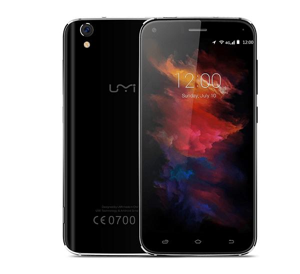 UMi Diamond, un móvil de gama media por debajo de 100 euros