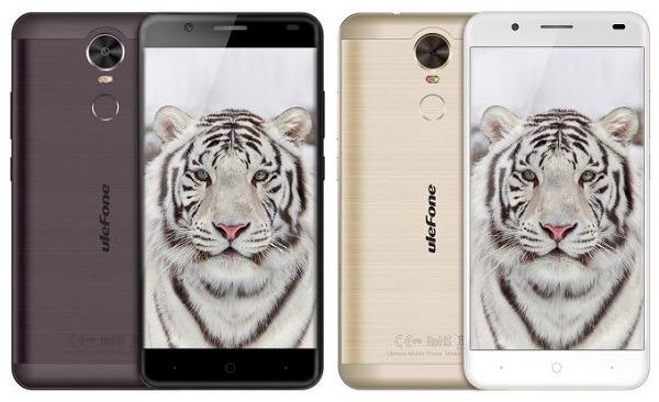 UleFone Tiger, un móvil con 4200 mAh de batería