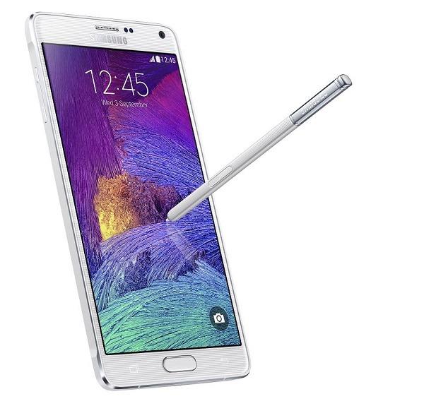 Llega la actualización de seguridad de octubre para el Samsung Galaxy Note 4