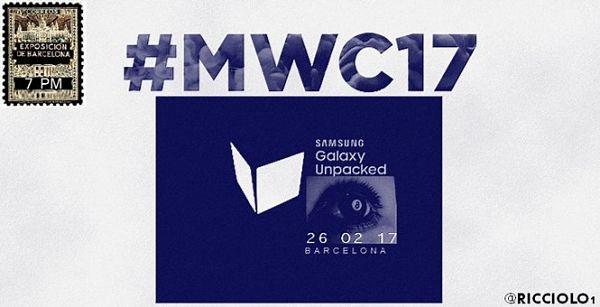 Nuevas características y posible fecha de salida del Samsung Galaxy S8