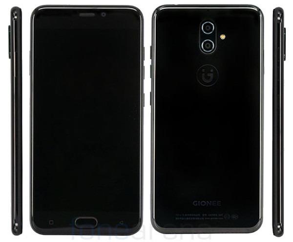 Gionee S9 y S9T, más móviles con cámara dual trasera