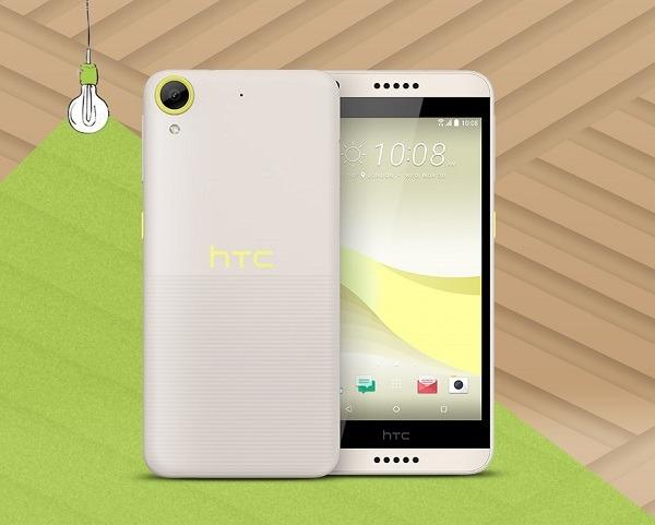 HTC Desire 650, un móvil barato pero equipado