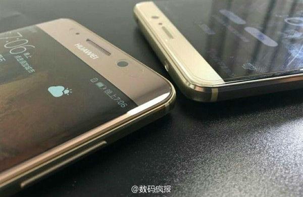 Se filtran fotos reales del Huawei Mate 9 Pro