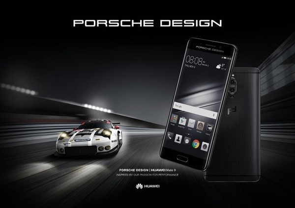Huawei Mate 9 Porsche Design, el móvil con panel curvo más caro que el iPhone