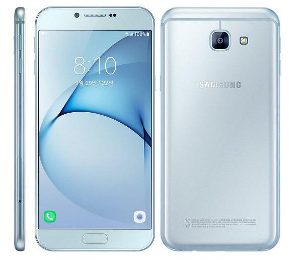 El Samsung Galaxy A8 Dual Sim recibe una actualización de seguridad